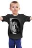 "Детская футболка классическая унисекс ""Nirvana"" - grunge, гранж, nirvana, rock, kurt cobain, курт кобейн"