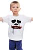 """Детская футболка классическая унисекс """"Джокер"""" - joker, джокер, бэтмен, суперзлодей, dc comics"""
