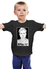 "Детская футболка ""Бред какой-то!"" - brad pitt, брэд питт, бред какой-то"