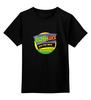 """Детская футболка классическая унисекс """"Joker Juice"""" - joker, джокер, toxic, сок"""