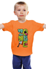 """Детская футболка классическая унисекс """"iZombie"""" - zombie, зомби, izombie"""