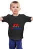 """Детская футболка классическая унисекс """"R gsx suzuki sport"""" - прикольные, suzuki"""