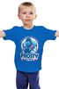 "Детская футболка ""Саб-Зиро (Мортал Комбат)"" - mortal kombat, мортал комбат, sub-zero, саб-зиро, frosty"