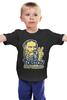 """Детская футболка классическая унисекс """"Толстой мой Кориш!"""" - друг, tolstoy, homeboy, кент, лев толстой"""
