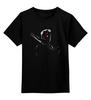 """Детская футболка классическая унисекс """"Старый добрый Терминатор"""" - the terminator, арнольд, терминатор, шварценеггер"""