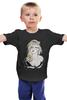 """Детская футболка классическая унисекс """"sexygirl"""" - girl"""