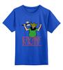 """Детская футболка классическая унисекс """"Викинги! Вперед!"""" - история, викинги, vikings, путь воина, скандинавы"""