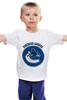 "Детская футболка ""Ванкувер Кэнакс "" - хоккей, nhl, нхл, vancouver canucks, ванкувер кэнакс"