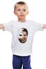 """Детская футболка """"Iron Man / Железный Человек"""" - marvel, железный человек, iron man, kinoart"""