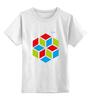 """Детская футболка классическая унисекс """"Разноцветная"""" - арт, разноцветная, tajlife"""