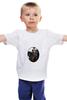 """Детская футболка классическая унисекс """"Demurovec"""" - степан демура, demura, демурове"""