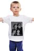 "Детская футболка классическая унисекс ""Битлз"" - the beatles, битлз"