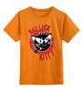 "Детская футболка классическая унисекс ""Bad Luck"" - кошка, bad, kitty, cat, luck"