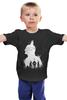 """Детская футболка классическая унисекс """"Бэтмен (Batman)"""" - batman, бэтмен"""