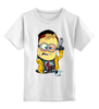 """Детская футболка классическая унисекс """"Миньон Джесси Пинкман"""" - во все тяжкие, гадкий я, джесси пинкман, миньоны, breaking bad"""