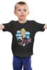 """Детская футболка """"Princess Peach (Mario)"""" - sexy, bomb, принцесса пич, princess peach"""