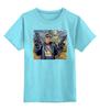 """Детская футболка классическая унисекс """"Политический Юмор"""" - ленин, россия, жириновский, автомат, белый дом"""