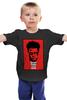 "Детская футболка ""Tyler Durden (Fight Club)"" - бойцовский клуб, fight club, тайлер дёрден"