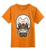 """Детская футболка классическая унисекс """"Бессмертный Джо (Безумный Макс)"""" - бессмертный джо, immortal joe"""