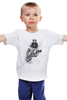 "Детская футболка ""Slash"" - slash, хэви метал, guns n' roses, слэш, ганз эн розес"
