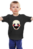"""Детская футболка классическая унисекс """"Puppet (Пять ночей у Фредди)"""" - puppet, пять ночей у фредди, five nights at freddy's"""
