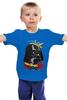 """Детская футболка классическая унисекс """"Darth Vader"""" - star wars, darth vader, дарт вейдер, звёздные войны, энакин скайуокер"""