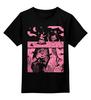 """Детская футболка классическая унисекс """"Страшная сказка"""" - ночь, сказка, ужасы, чудики, защита"""