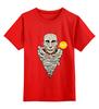 """Детская футболка классическая унисекс """"Mummy"""" - 31, мумия"""