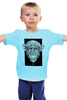 "Детская футболка ""Monkey"" - арт, дизайн, графика, обезьяна, monkey"