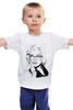 """Детская футболка классическая унисекс """"Монро"""""""