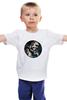 "Детская футболка ""Zombie boy"" - зомби, тату, zombie boy, зомби бой, рик дженест, rick genest, 47 ronin"