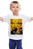 """Детская футболка классическая унисекс """"Breaking Bad, Джесси и Уолтер"""" - во все тяжкие, breaking bad, уолтер, джесси"""
