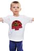 """Детская футболка """"Freddy Fazbears (Пять ночей у Фредди)"""" - пять ночей у фредди, выживание в кошмаре, freddy fazbears"""