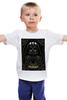 """Детская футболка классическая унисекс """"star wars"""" - star wars, darth vader, звездные войны, дарт вейдер"""