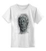 """Детская футболка классическая унисекс """"Morgan Freeman"""" - побег из шоушенка, актёр, режиссёр, морган фримен, morgan freeman"""