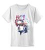 """Детская футболка классическая унисекс """"Apollo"""" - арт, майка, стиль, god, hipster, arishap, аполлон, greek"""