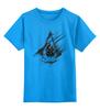 """Детская футболка классическая унисекс """"Кредо Ассассинов"""" - игры, assassins creed, assassin's creed, кредо ассассинов"""