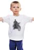 """Детская футболка классическая унисекс """"терминатор"""" - arnold schwarzenegger, терминатор, terminator, арнольд шварценеггер, актёр"""
