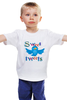 "Детская футболка ""Sweet tweets"" - social network, twitter, твиттер, little bird, чирикать, микроблоггинг"