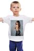 """Детская футболка классическая унисекс """"Мила Кунис"""" - mila kunis, мила кунис, восхождение юпитер"""