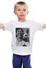 """Детская футболка классическая унисекс """"C/Л/Г/Э мужская футболка"""" - юмор, юрий никулин"""