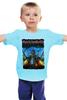 """Детская футболка """"Iron Maiden Band"""" - rock, heavy metal, рок музыка, iron maiden, eddie"""