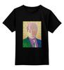 """Детская футболка классическая унисекс """"Наше Все"""" - любовь, путин, президент, putin, кремль"""