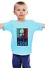 """Детская футболка классическая унисекс """"Повар (Cook)"""" - во все тяжкие, breaking bad, повар, уолтер уайт, cook"""