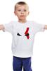 """Детская футболка """"Кратос (Бог Войны)"""" - кратос, бог войны"""