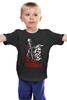 """Детская футболка """"Славянский стиль"""" - славянский стиль"""