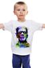 "Детская футболка ""Арт Франкенштейн"" - монстер, frankenstein, франкенштейн, я жив"