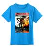 "Детская футболка классическая унисекс ""Iron Maiden"" - heavy metal, рок музыка, iron maiden, хэви метал, nwobhm"