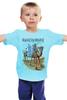 "Детская футболка ""Iron Maiden Band"" - heavy metal, рок музыка, iron maiden, хэви метал, eddie"