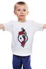 """Детская футболка классическая унисекс """"Merry Deadmas """" - christmas, merry, santa zombie"""
